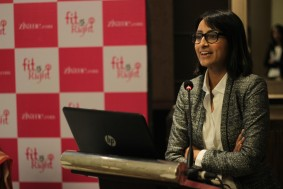 Richa-Kar-Founder-CEO-at-Zivame-addressing-the-audience-at-the-launch