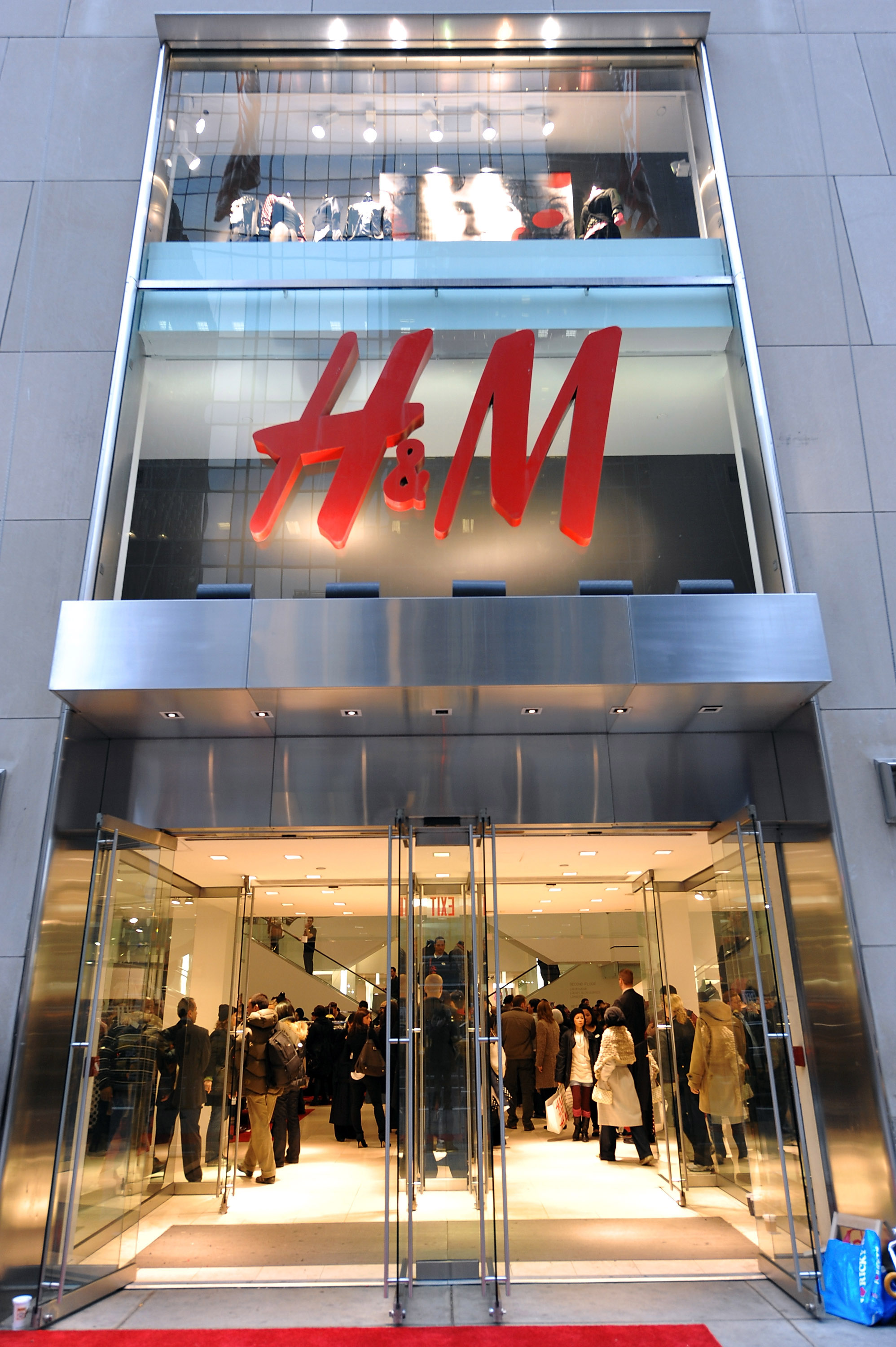 Hennes & Mauritz AB (Swedish pronunciation: [²hɛnːɛs ɔ ˈma.ʊrɪts]; H&M) is a Swedish multinational clothing-retail company known for its fast-fashion clothing for men, women, teenagers and children. H&M and its associated companies operate in 62 countries with over 4, stores and as of employed around , people. It is the second-largest global clothing retailer, just behind.