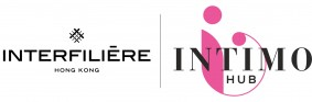 lacenlingerie_interfiliere & amp; Intimohub logo