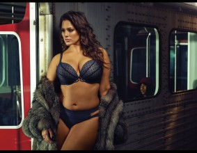 Ashley Graham The Subway Provocative New Lingerie Line