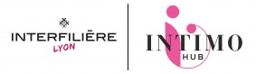 lacenlingerie_interfiliere and intimo hub logo