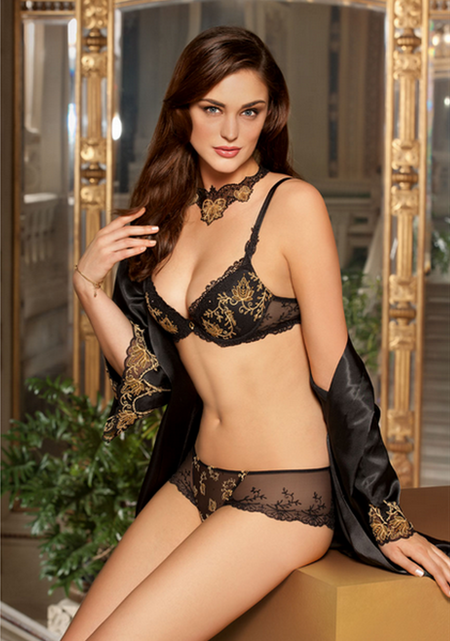 Exotic Indie  lingerie range by Lise Charmel e542ff532
