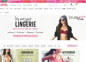 Nykaa LacenLingerie