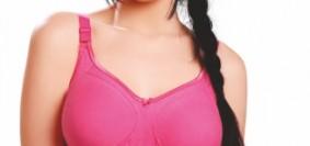 Sunny Lingerie & Skin wrap Pink Bra Padded Bra