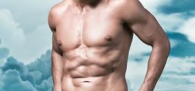 A Male Modal Toned body Tuna Underwear