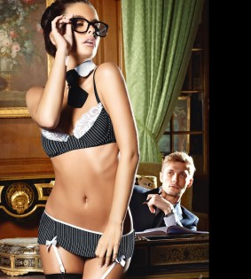 Sexy Secretary Sexy Lingerie