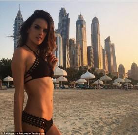 Alessandra_Ambrosia_black_Sexy_Lingerie