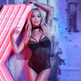 Rita Ora Sizzles Tezenis Campaign