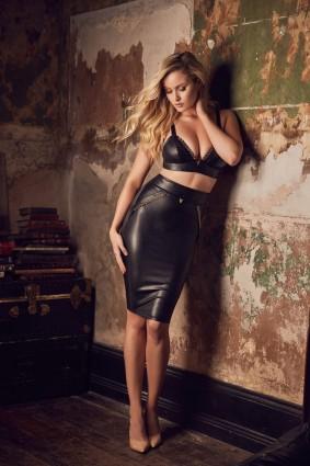 Simone Holtznagel wd sexy bras & Lingerie