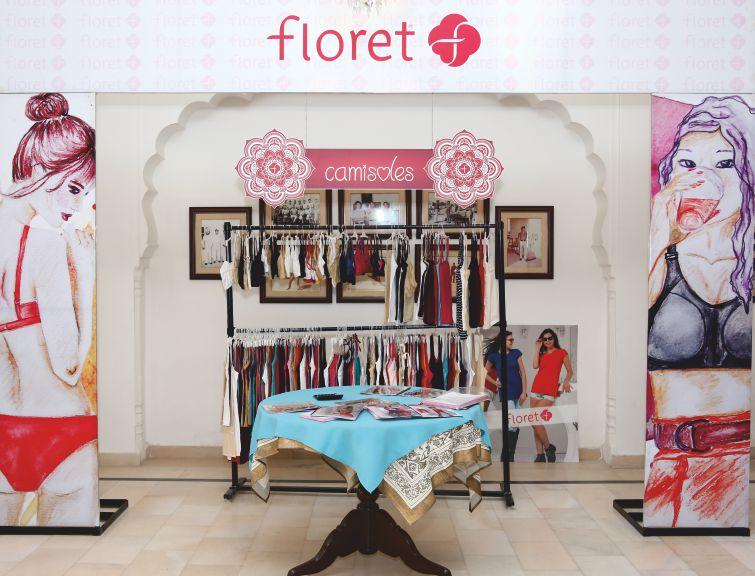 RoyalGetaway event at Alsisar mahal by floret lingerie
