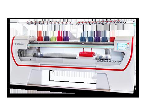 Taurus_2_flat_knitting_machine
