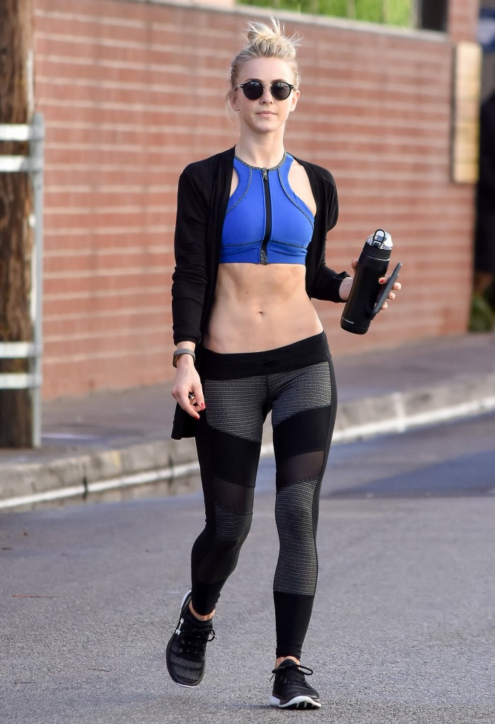Celebrity Sightings In Los Angeles_Athleisure_Trends