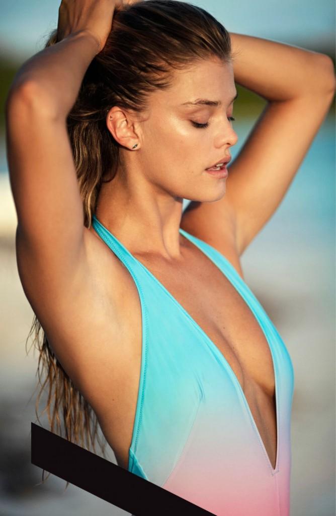 nina_agdal_X_Factor_Swimwear_Campaign