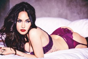 Megan Fox Lingerie Shoot of Fredricks of Hollywood