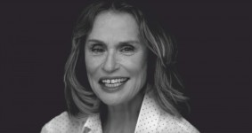 Lauren Hutton 73yr old calvein klein model