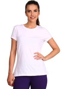White Jockey women's T-shirt