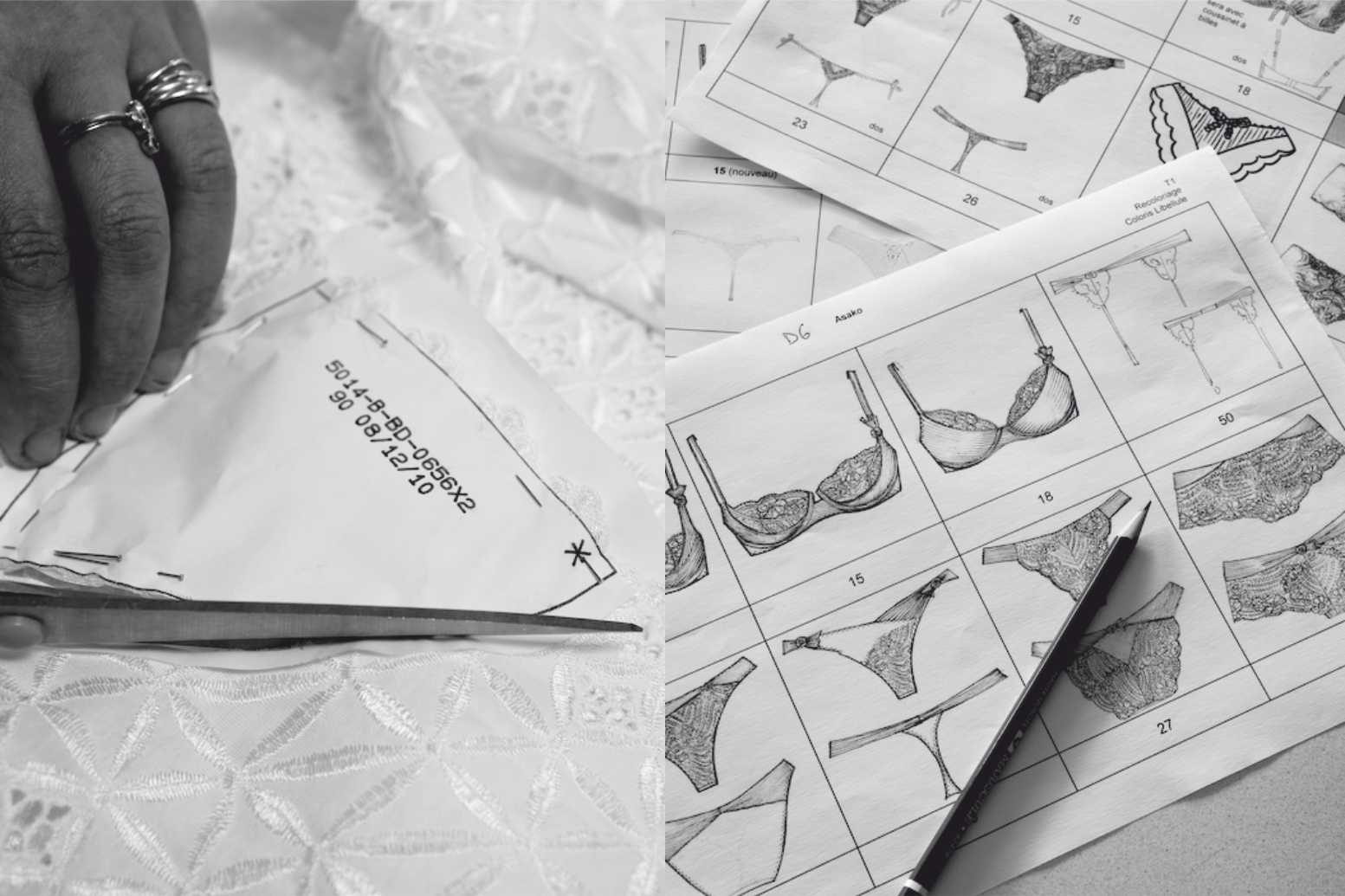 aubade heritage the french lingerie brand lingerie brands india. Black Bedroom Furniture Sets. Home Design Ideas