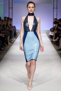 Model at Ramp_Contour Fashion Show