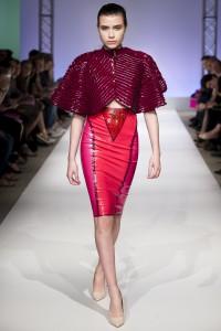 contour fashion show london 2017