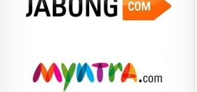 offline expansion jabong.com & myntra