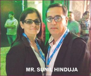 MR. SUNIL HINDUJA