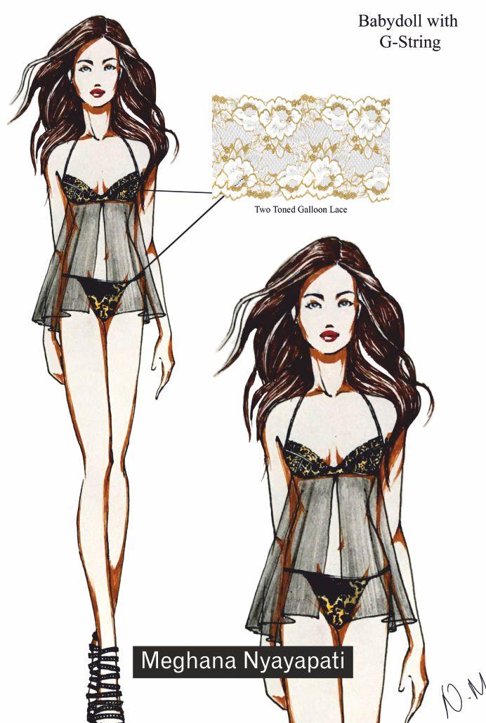 lingerie designer