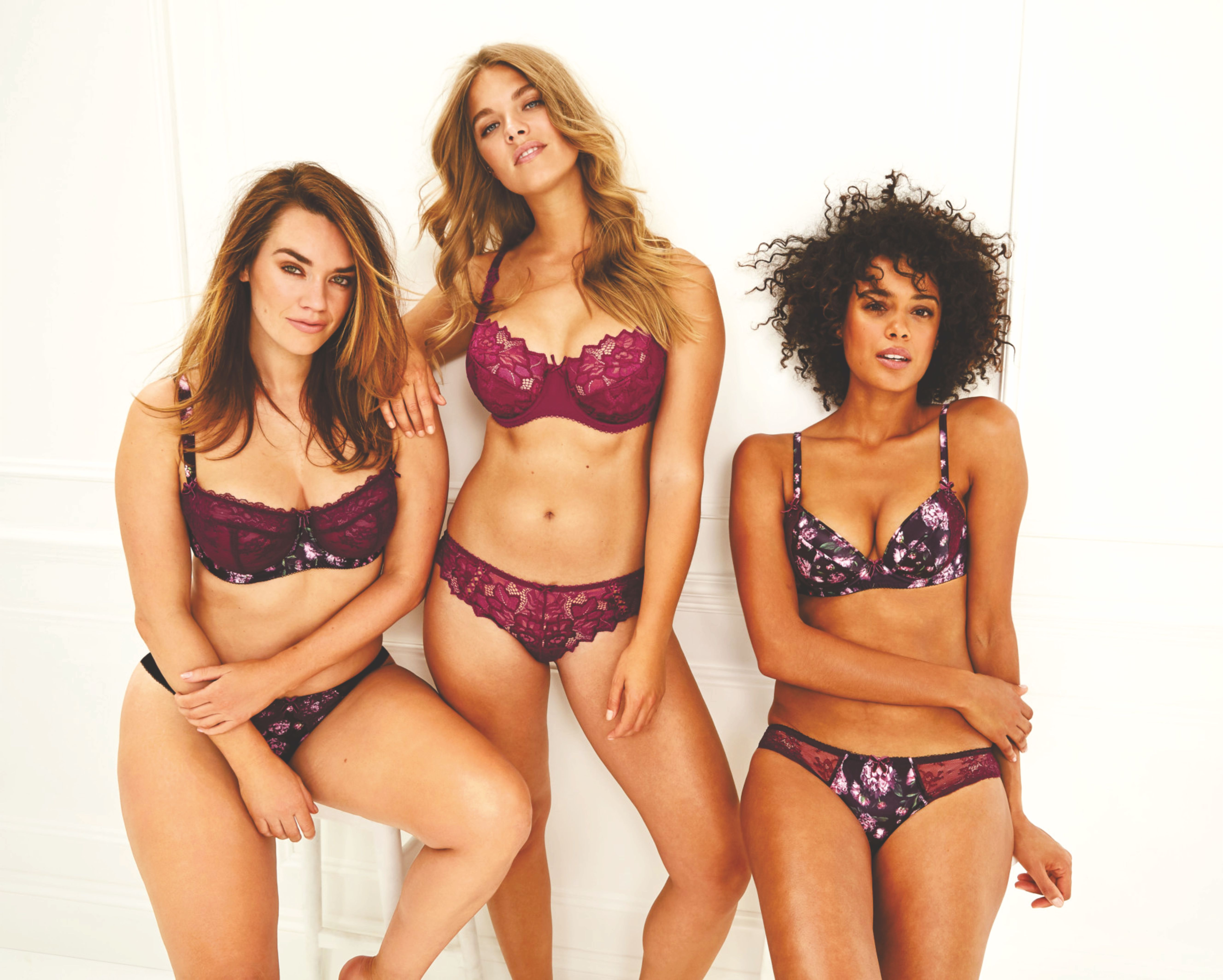 Figleaves promote body confidence and celebrate real women ...