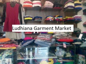 ludhiana garment market