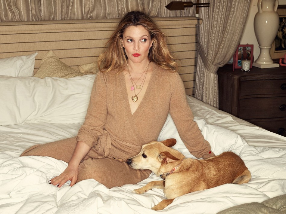 New Intimates Lingerie released by DrewBarrymore