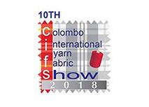10th Colombo International Yarn & Fabric Show 2018