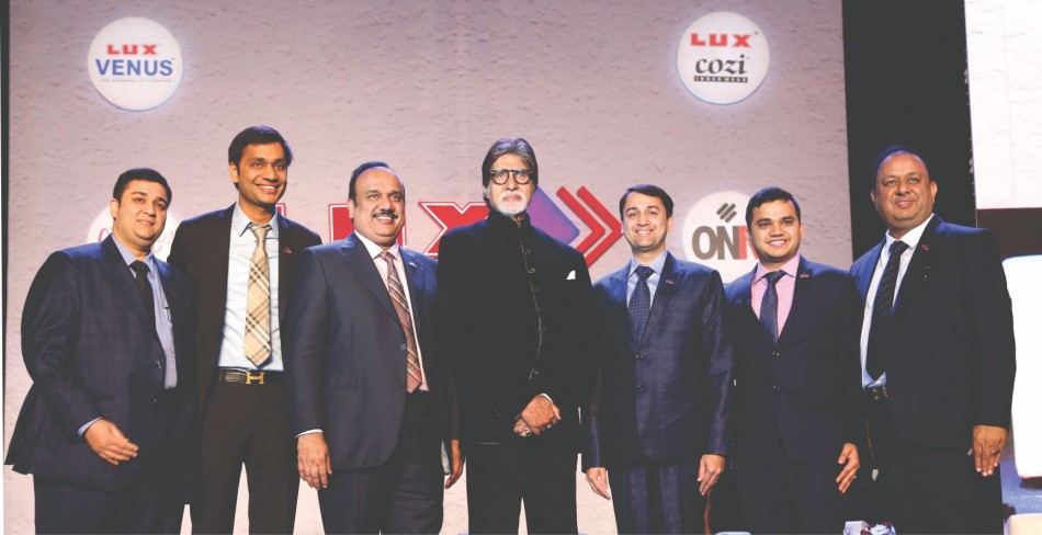 A star-studded conference organised by Lux Industries - 1