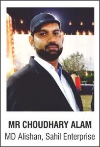 MR CHOUDHARY ALAM