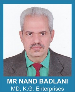 MR NAND BADLANI