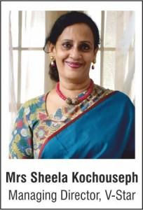 Mrs Sheela Kochouseph
