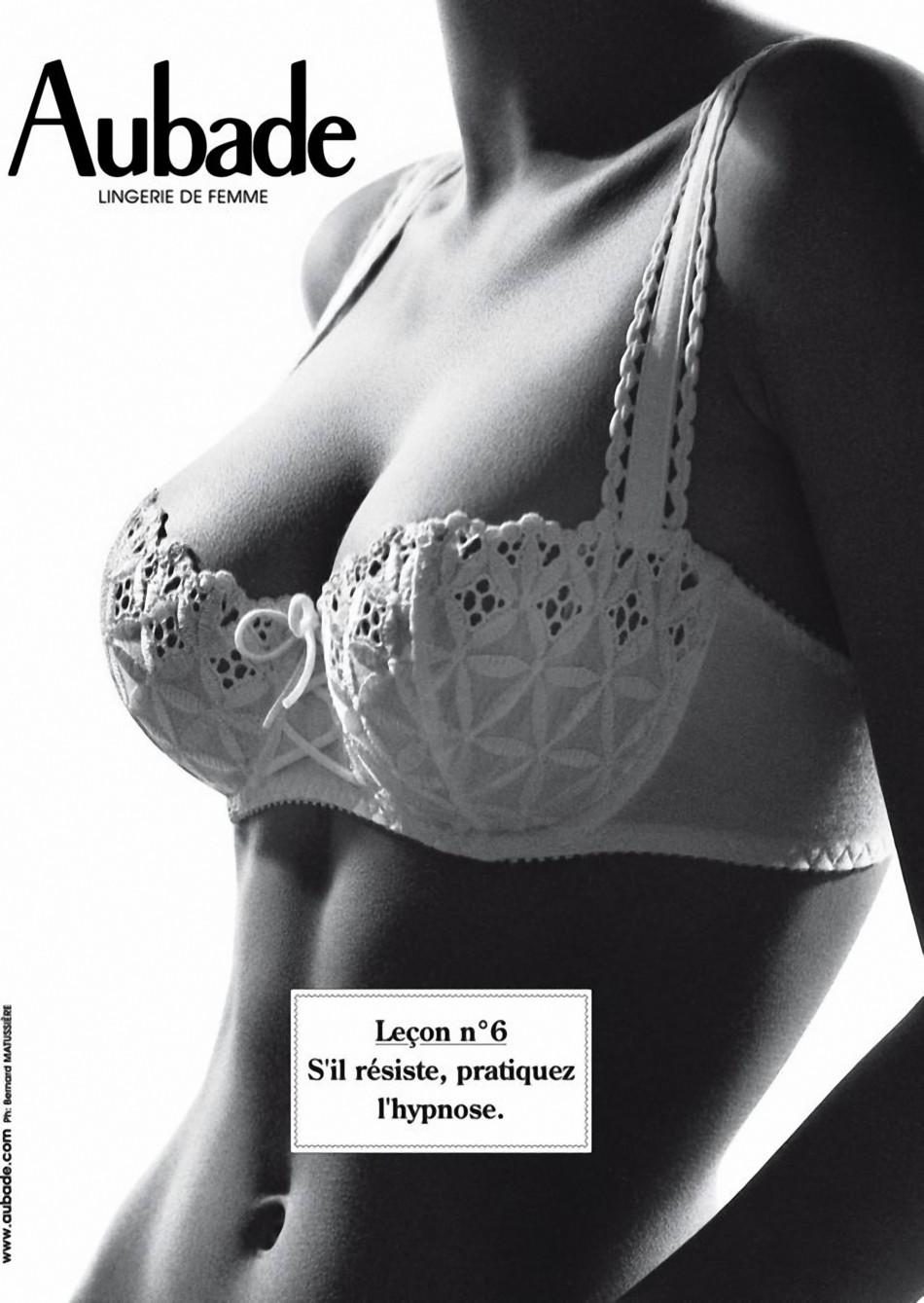 seduction bra by aubade