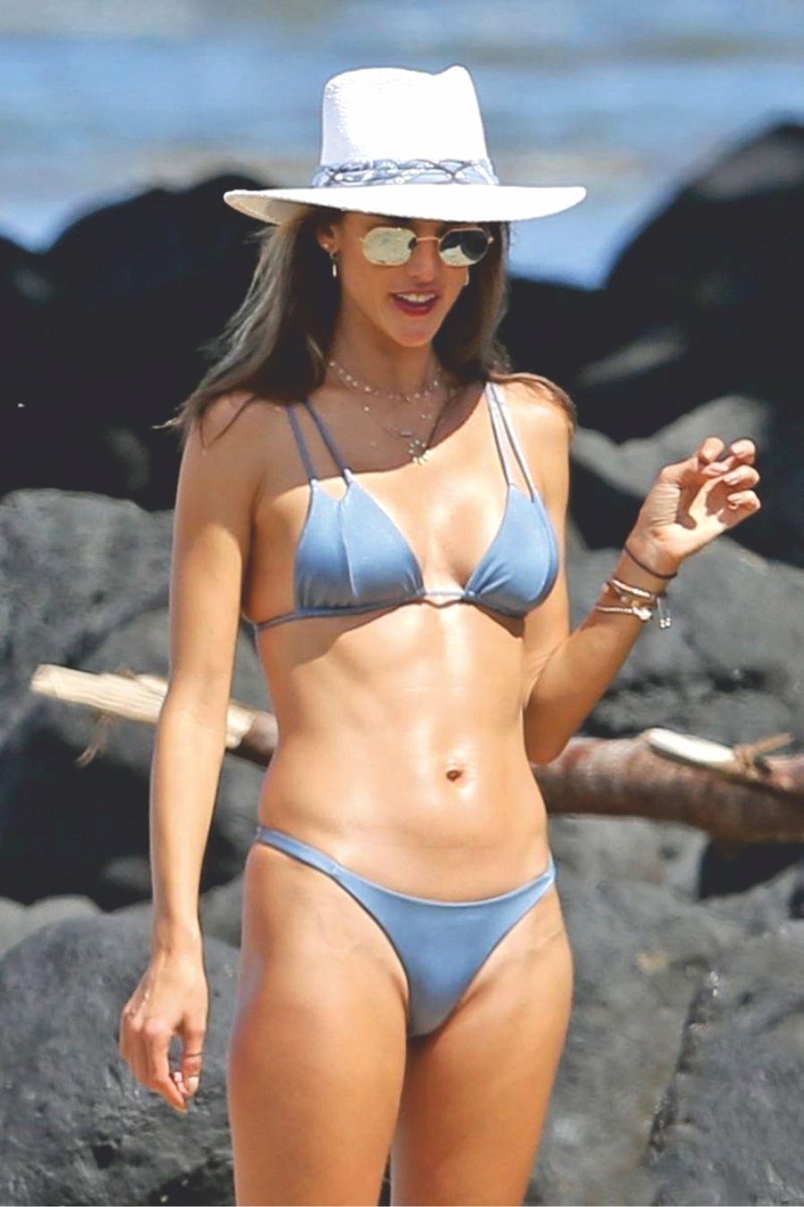 A Brazillian Beauty Alessandra Ambrossio