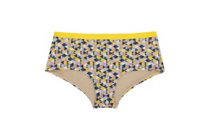 BOYSHORT BOTTOM - YELLOW - MRP 1045