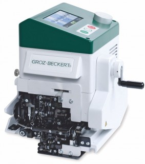 Groz-Beckert presents new products at febratex