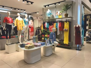 STORE REVIEW - Benetton Store - 1