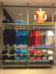 STORE REVIEW - Benetton Store - 9