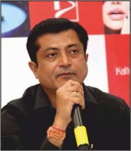 Sachin Doshi of Kathiawar Stores -