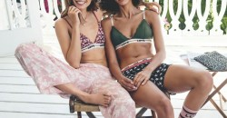 "Exotic Fashion Stories ""lingerie Models' ""love bra panties"""