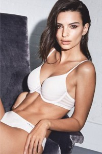 Emily Ratajkowski smoulders in the new DKNY Fall 2018 Intimates campaign - 1