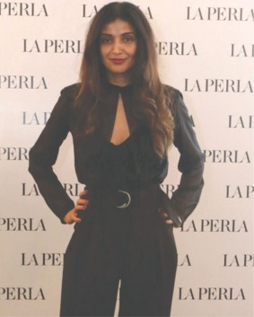 La Perla omni channel bussiness expansion in india