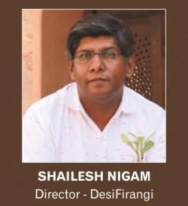 SHAILESH NIGAM