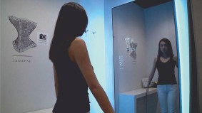 3D mirrors for shoppers | A new technology in garment industry