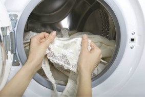 easy way to clean and wash lingerie