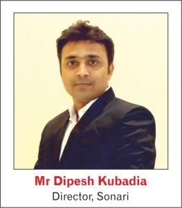 Mr Dipesh Kubadia