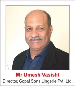 Mr Umesh Vasisht