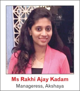 Ms Rakhi Ajay Kadam